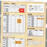 茨木市、年末のごみ収集スケジュール