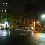 2月7日夜は雪