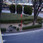 JR茨木ロータリー残りの石碑