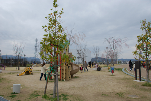西河原公園遊具