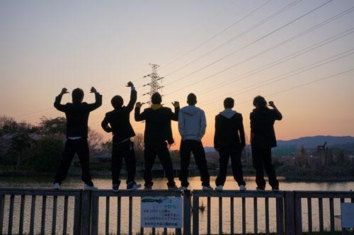 茨木の中学生