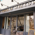 メロウの店舗サイン