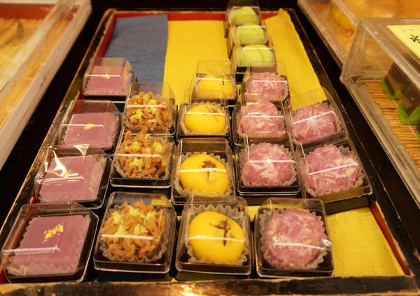 石州の生菓子