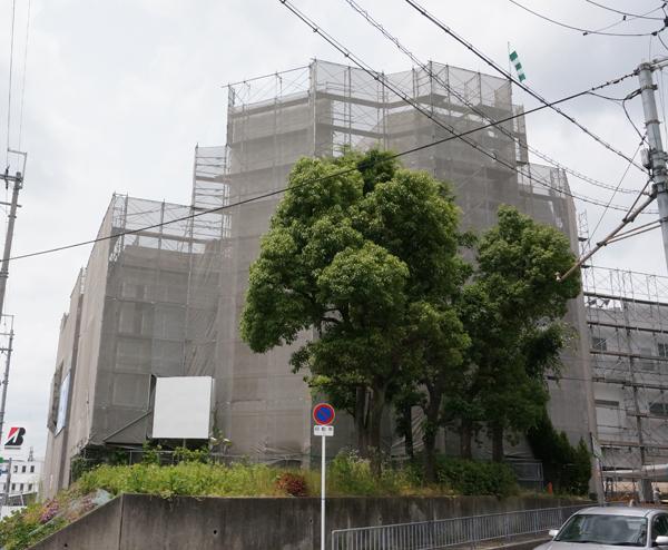 茨木市太田のドンキホーテ
