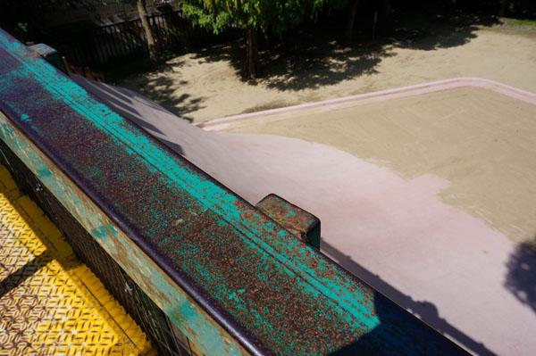 西河原公園滑り台上から右DSC05613