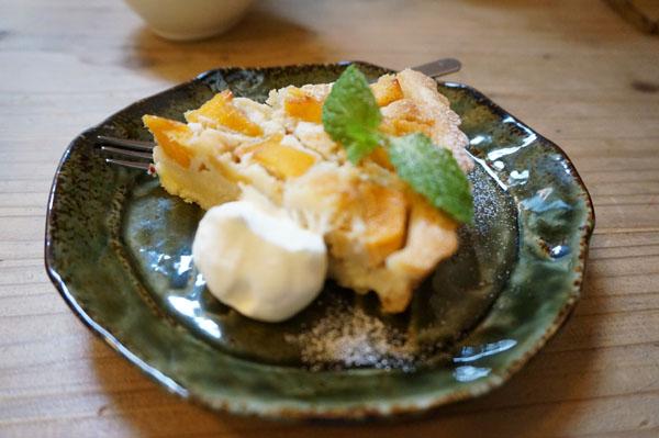 茨木湯柿のタルトDSC06031