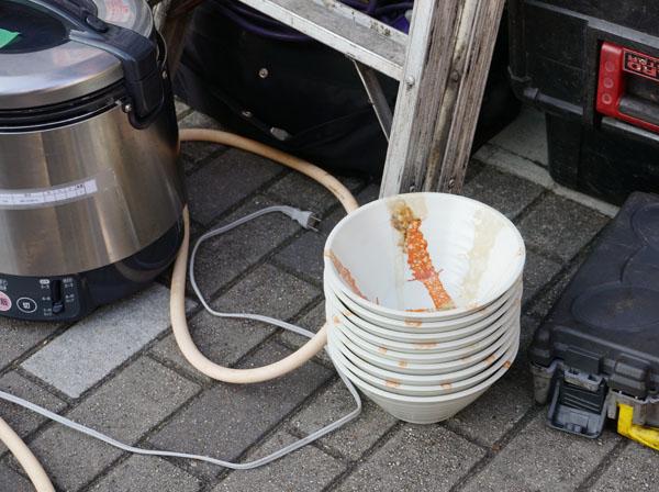らぁ麺よつばの器2