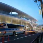 JR茨木東口前バス停移動