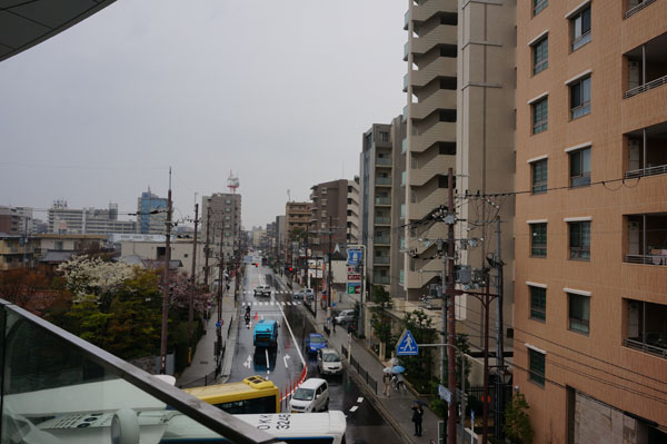 JR茨木東口からの風景DSC00077