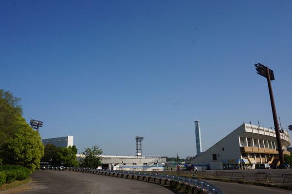 万博競技場全景
