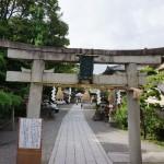 茨木神社2015年6月の様子