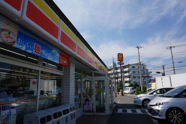 デイリーヤマザキ島1丁目店
