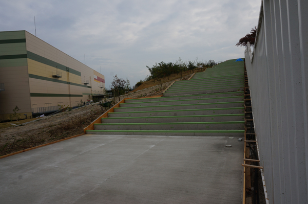 周辺工事・階段