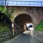 田中のまるまたトンネル南側