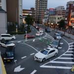 JR茨木ボンネージュ前の駐車場