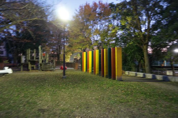 わたしをみつけてのロケ公園3