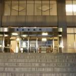 茨木市役所玄関口