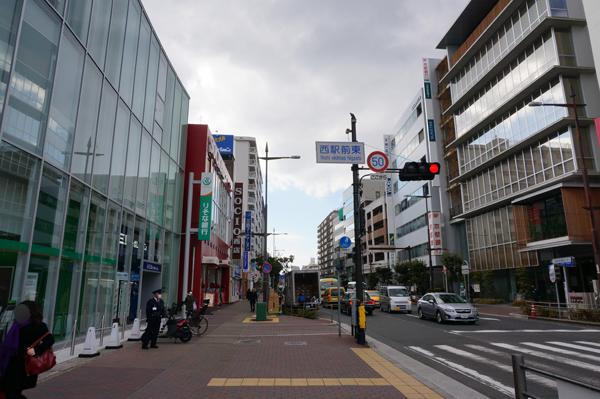 4JR茨木駅前西信号