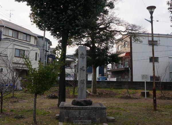 20春日神社の石碑
