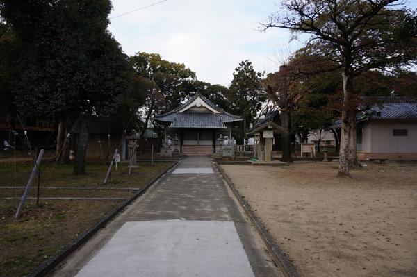 19春日神社参道