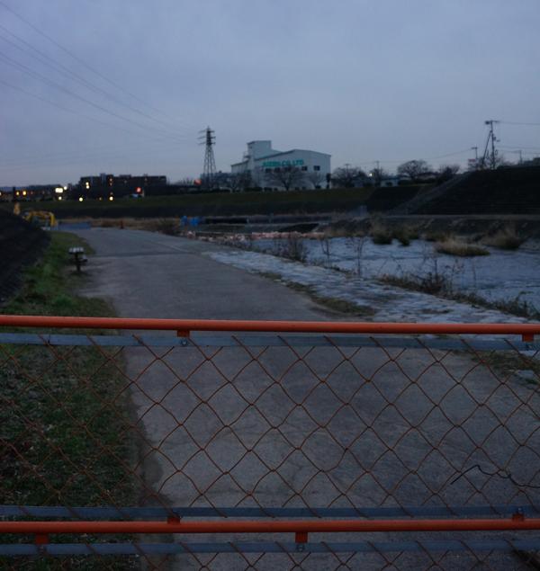 0222安威川川沿い風景