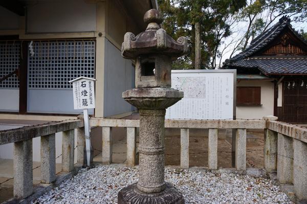 25春日神社石燈籠