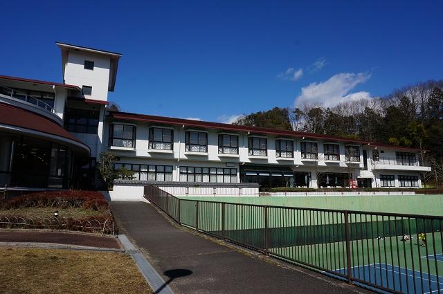 忍頂寺スポーツ公園宿泊施設