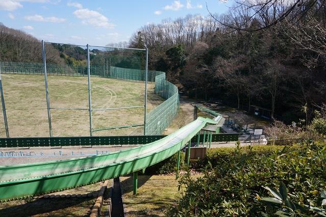 7忍頂寺のスライダーの全景