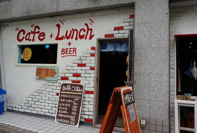 kiki外観カフェ側