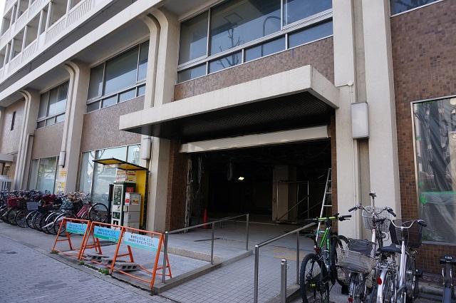 カラオケセブン4月15日工事