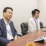 三島コーポレーション上田さんと上垣内さん