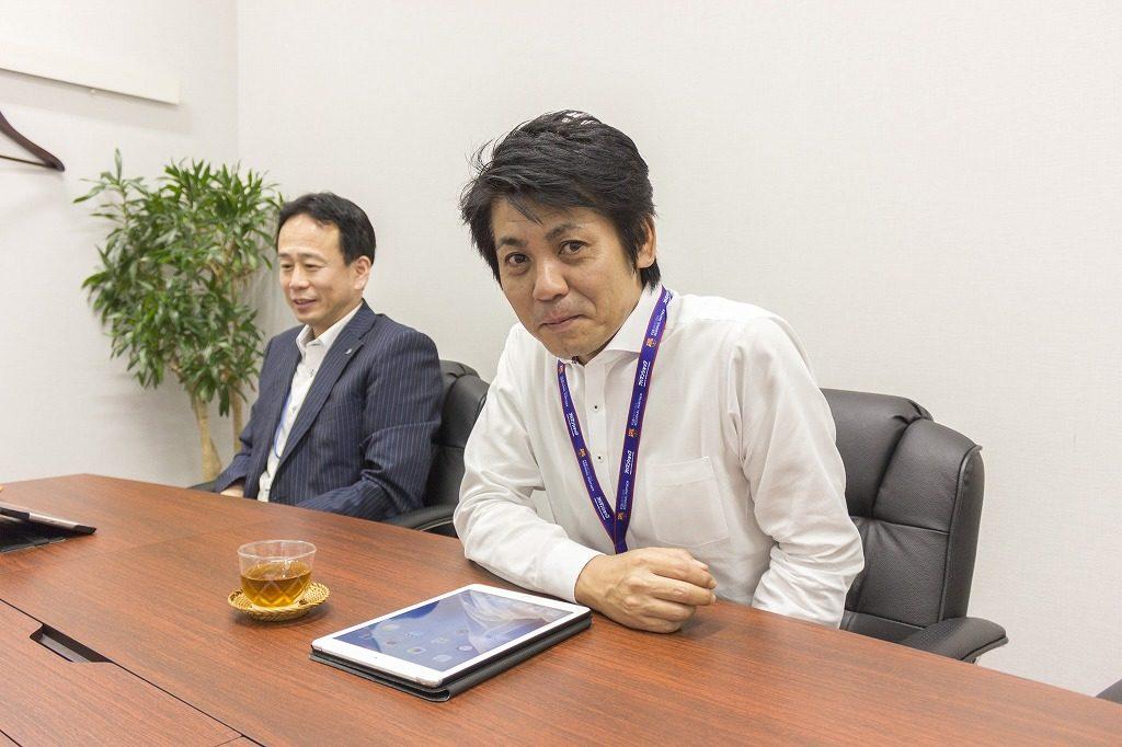 三島コーポレーション上垣内さん上田さんI