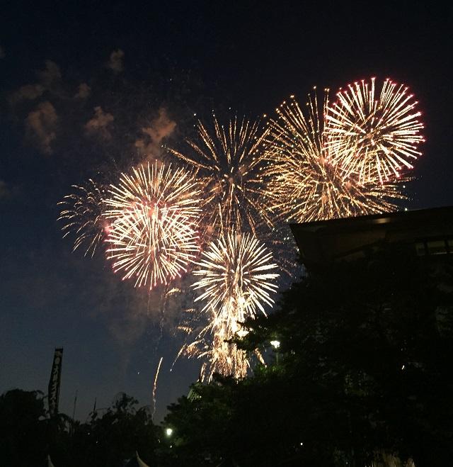 2016弁天さん花火