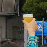 2016麦音で乾杯のビール