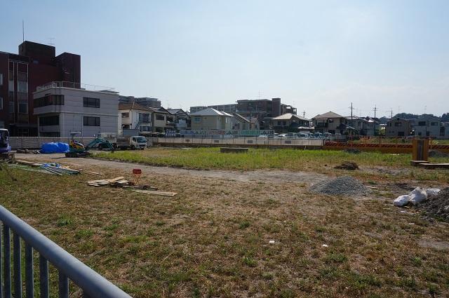 8月春日小そば田んぼの工事2
