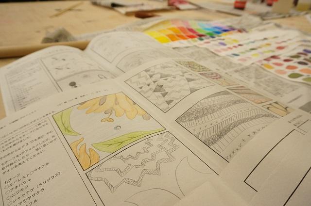 着物プロジェクト生徒デザイン案DSC02113