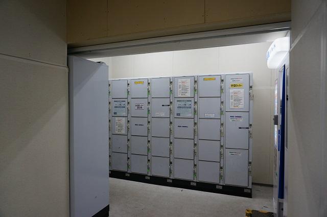 JR茨木駅コインロッカーDSC0187211月11日