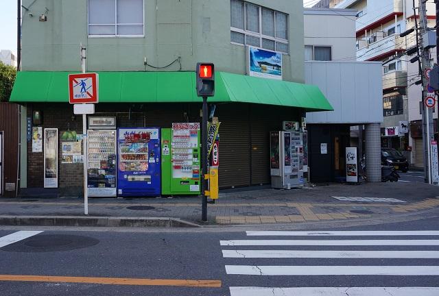 格安切符阪急別院前のようすDSC02851