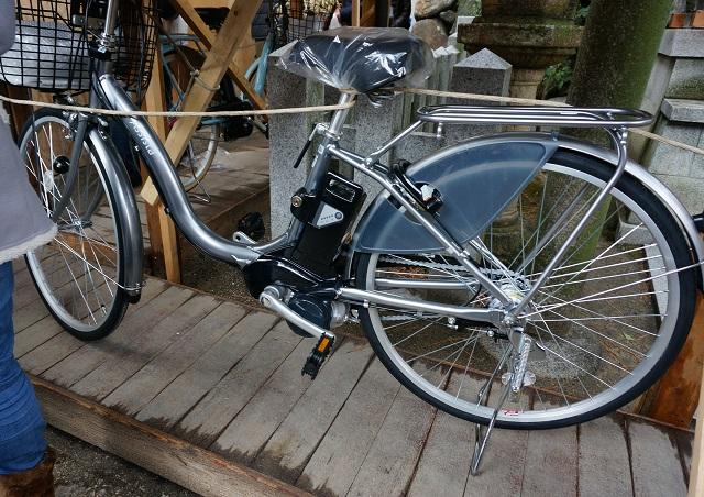 電動自転車十日戎の福引DSC03142