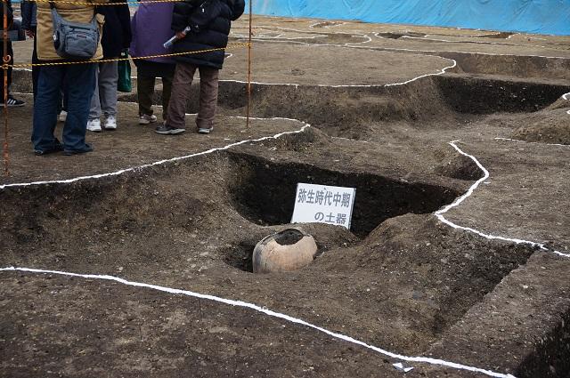 弥生時代中期の土器DSC04000