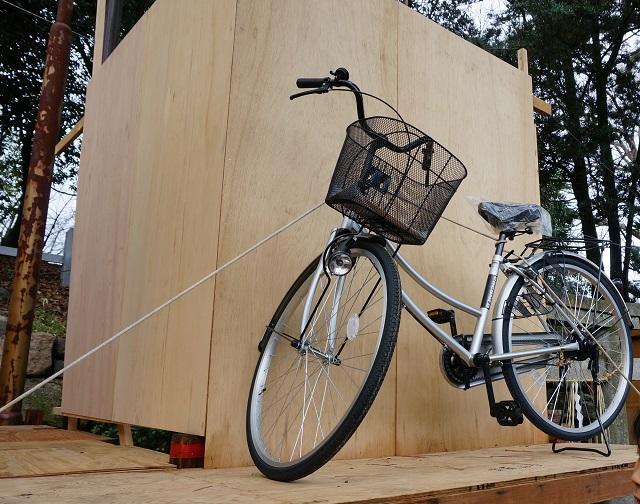 十日恵比寿福引景品の自転車DSC03140
