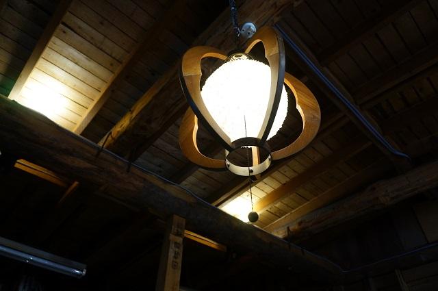 橋本さん事務所の照明DSC03729
