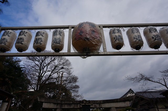 2017十日戎茨木神社の門DSC03111