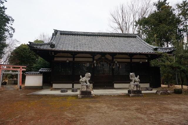 太田神社参殿外観DSC03896