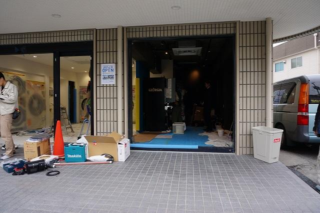 ランドリートゥデーのカフェスペースDSC05248