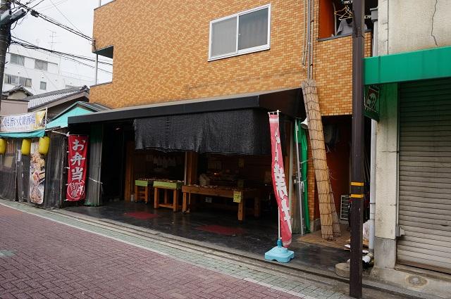 13阪急茨木本町通り商店街総菜屋さんDSC05607