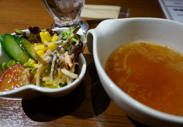 gramサラダとスープDSC04934