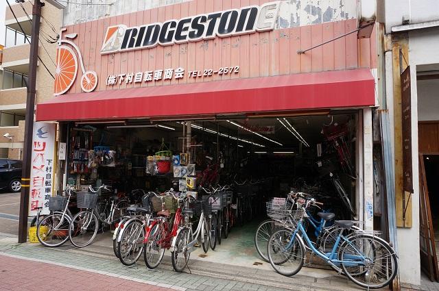 10阪急茨木本町通り商店街下村自転車DSC05604