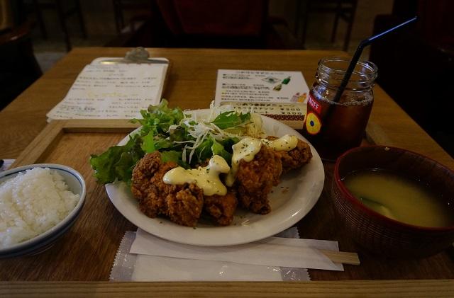 ツミキ食堂のランチDSC05555