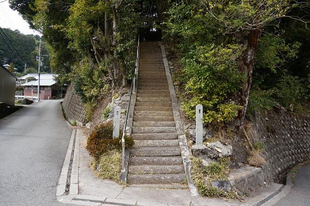1見山の郷神社入口DSC05162